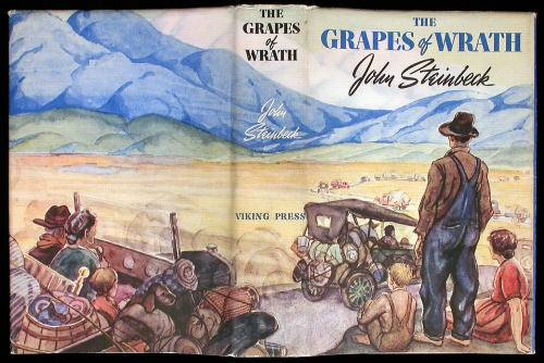"""grapes of wrath one covertwo stories essay The grapes of wrath """"i didn't understand at the time — no one could have — that [the grapes of wrath] and worked on short stories later collected in."""